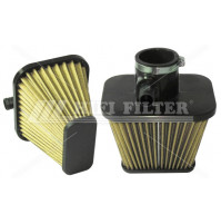 Air Filter For YANMAR MARINE 120650-12510  - HR060502 - HIFI FILTER